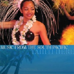 Tahiti Here - Music From The South Pacific - Various Artists (CD)
