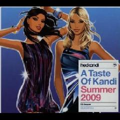Hed Kandi - Taste Of Kandi - Summer 2009 (CD)