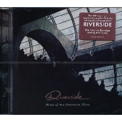 Riverside - Shrine Of New Generation Slaves - Ltd Edition (CD)