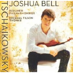 Joshua Bell, Michael Tilson Thomas - Tchaikovsky: Violin Concerto, Op. 35; Mé (CD)
