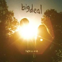 Big Deal - Lights Out (CD)