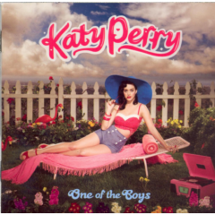 Perry Katy - One Of The Boys (CD)