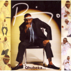 Ringo - Qhubeka... (CD)