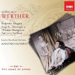 Opera Series:Massenet Werther - (Import CD)