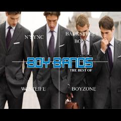 Best Of Boy Bands - Various Artists (CD)