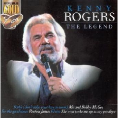 Rogers, Kenny - The Legend (CD)