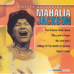 Jackson, Mahalia - Mahalia Jackson (CD)