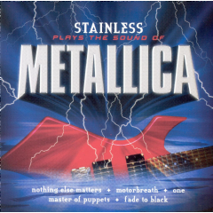 The Sound Of Metallica - Various Artists (CD)