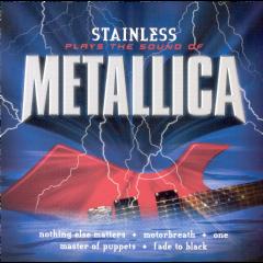 The Sound Of Metallica - Various Artists (CD)