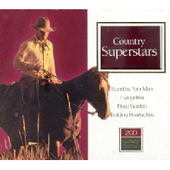 Country Superstars - Various Artists (CD)