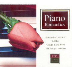 Piano Romantics - Various Artists (CD)