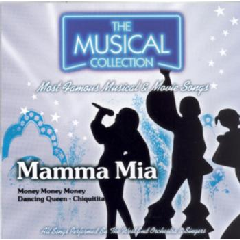 West End Orchestra & Singers - The Sound Of ABBA - The Musical (CD)
