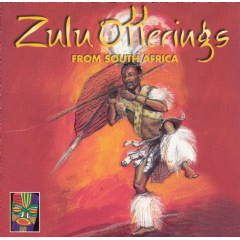 Zulu Offerings From South Africa - Various Artists (CD)