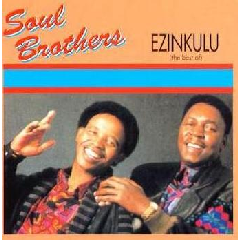 Soul Brothers - Ezinkulu - Best Of The Soul Brothers (CD)