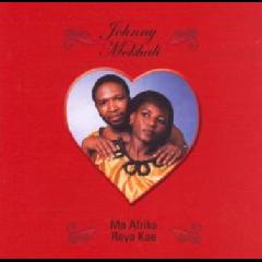 Johnny Mokhali - Ma Afrika Re Ya Kae (CD)