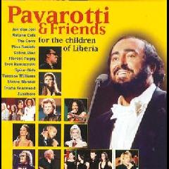 Luciano Pavarotti - Pavarotti & Friends - For The Children Of Liberia (CD)