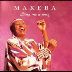 Miriam Makeba - Sing Me A Song (CD)