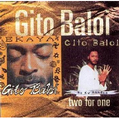 Gito Baloi - Two In One - Ekaya & Na Ku Randza (CD)