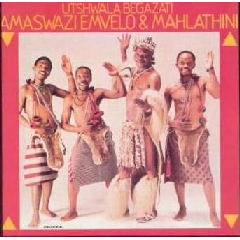 Amaswazi Emvelo - Utshwala Begazati (CD)