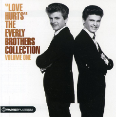 Everly Brothers - Love Hurts - Everly Brothers Collection - Vol.1 (CD)
