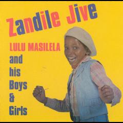 Lulu Masilela - Zandile Jive (CD)