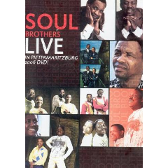 Soul Brothers - Live In Pietermaritzburg (DVD)