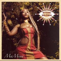 Mntsiki Mazwai - MaMiya (CD)