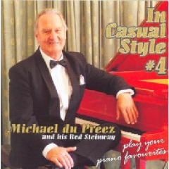 Michael Du Preez - In Casual Style 4 (CD)