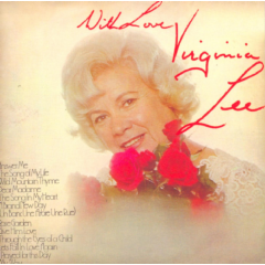 Virginia Lee - With Love (CD)