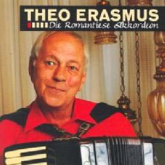 Theo Erasmus - Die Romantiese Akkordeon (CD)