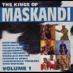 Kings Of Maskandi - Vol.1 - Various Artists (CD)