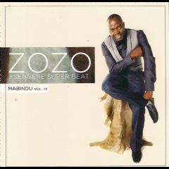 Zozo & Sangere Superbeat - Mabindu - Vol.14 (CD)