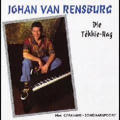 Johan Van Rensburg - Die Tekkie - Rag (CD)