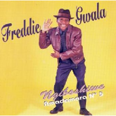 Gwala Freddie - Ngiboshiwe Amadamara No.5 (CD)