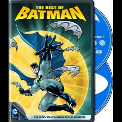 Batman The Best Of Batman (DVD)
