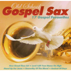 Old School Gospel Sax - Various Artists (CD)