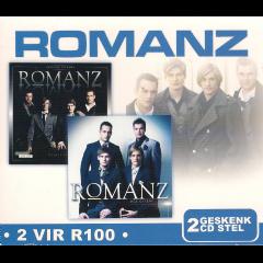 Romanz - My Hele Hart / Bly Getrou (CD)