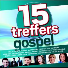 15 Treffers - Gospel - Various Artists (CD)