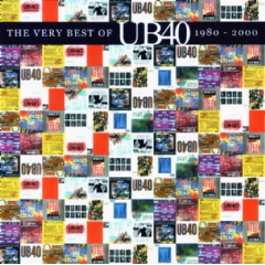 Ub40 - Very Best Of UB40 1980-2000 Repackage (CD)