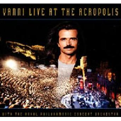 Yanni - Live At The Acropolis (CD)