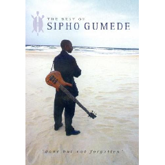 SIPHO GUMEDE - Gone But Not Forgotten - Best Of Sipho Gumede (DVD)