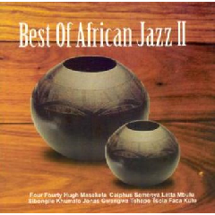 Best Of African Jazz - Vol.2 - Various Artists (CD)