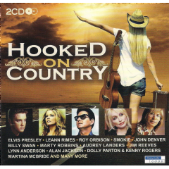 Hooked On Country - Various Artists (CD)