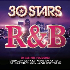 30 Stars - R&B - Various Artists (CD)