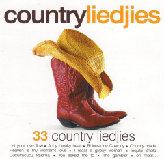 The Country Boys - Country Lietjies (CD)