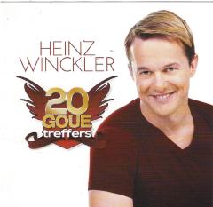 Heinz Winckler  - 20 Goue Treffers  (CD)