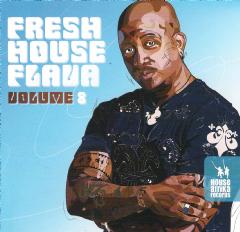 Fresh House Flava - Vol.8 - Various Artists (CD)