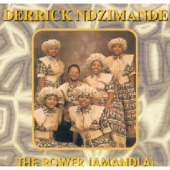 Derrick Ndzimande - Power (Amandla) (CD)