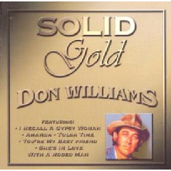Don Williams - Solid Gold (CD)