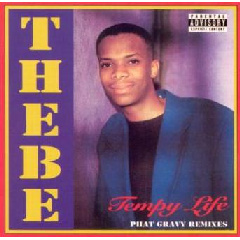 Thebe - Tempy Life (CD)